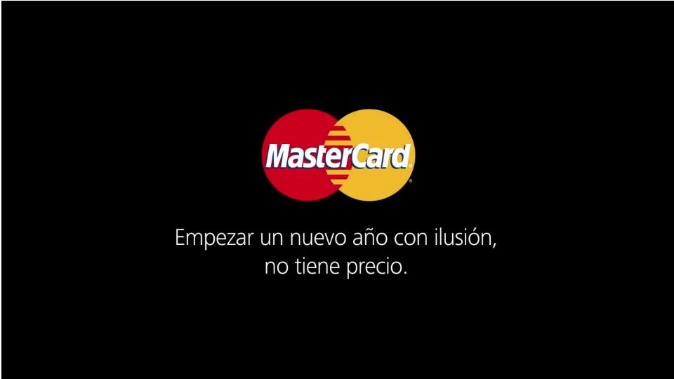 Mastercard – Campanadas