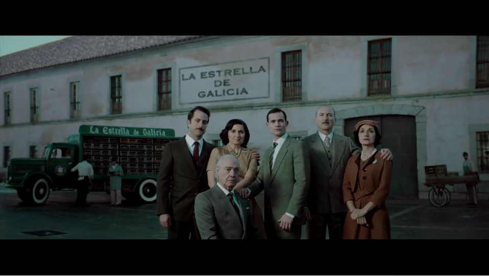 Estrella Galicia – Cultura de cerveza
