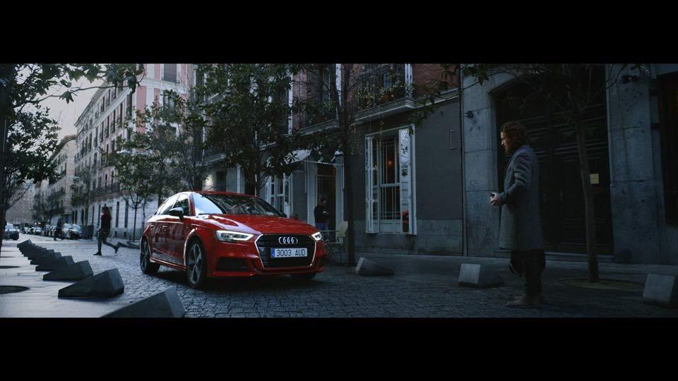 Audi – First Love (Director's Cut)