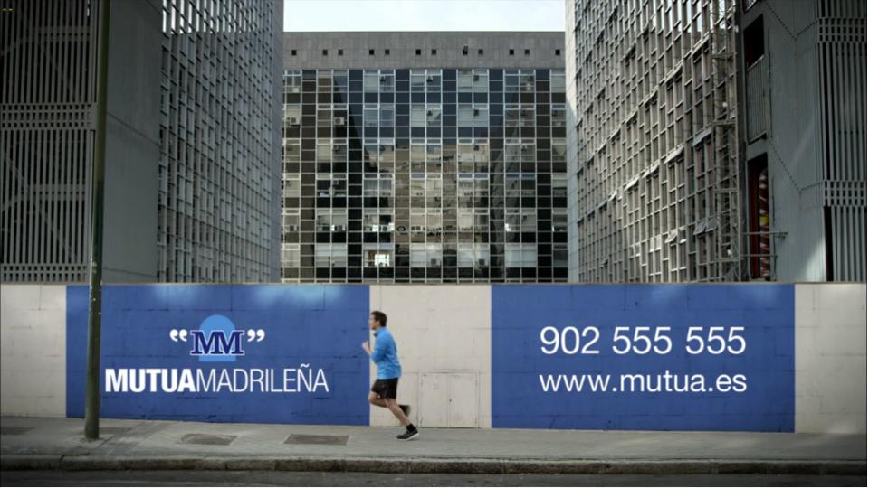 """MUTUA MADRILEÑA  – """"Motos"""""""