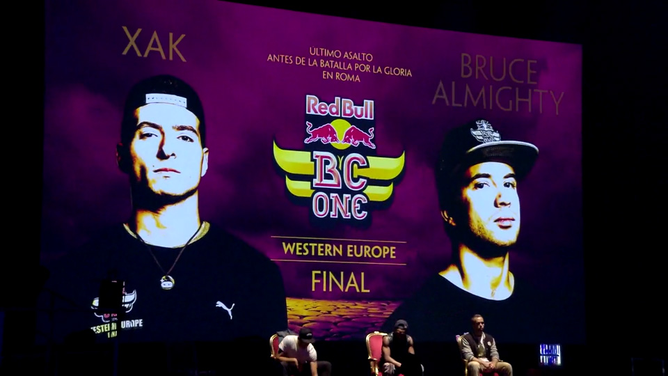 Red Bull – BC ONE 2015