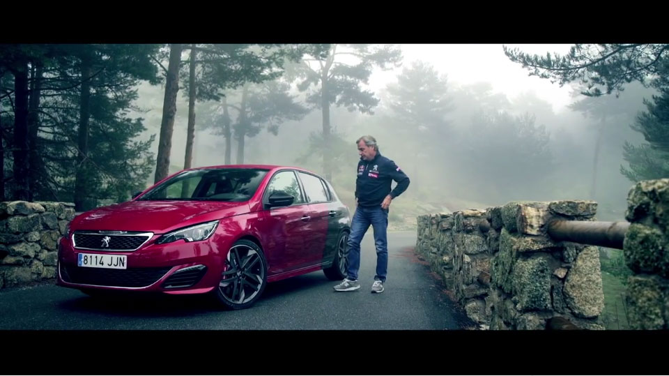 Centimetros Cúbicos – Carlos Sainz Peugeot 308GTI